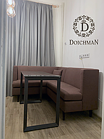 Дизайнерский диван для кухни Лорд
