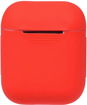 Чехол TOTO 1st Generation Without Hook Case AirPods Red (88501)