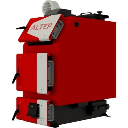 Котёл отопительный с автоматическим блоком управления АЛЬТЕП ТРИО УНИ ПЛЮС  40 кВт  (TRIO UNI PLUS)