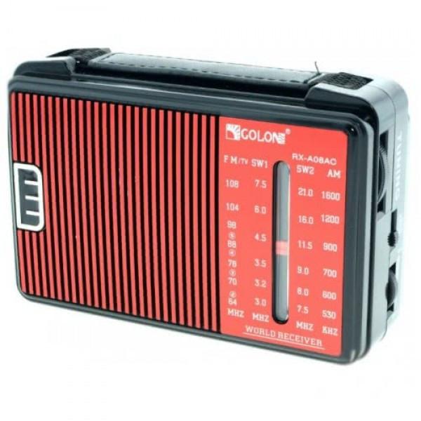 Радиоприемник Golon RX A08AC (216847)