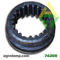 Муфта зубчатая раздаточного вала КПП К-700 (Z-21) 700.17.01.174-2