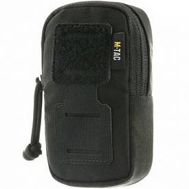 M-Tac подсумок утилитарный плечевой Elite черный