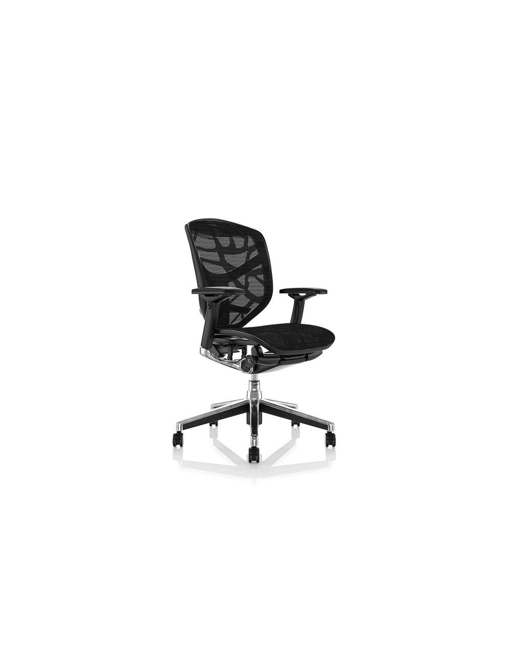 Ергономичное кресло Enjoy Project B для операторатора