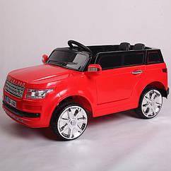 Детский электромобиль Land Rover T-7835 EVA, красный