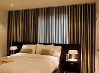 15 вариантов штор для спальни