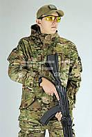 Костюм Горка 5 зимняя камуфляж Мультикам, фото 1