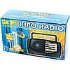 Радиоприемник КІРО 5-волновой AM/FM/SW/MW/LW КІРО 308 Черный (hub_jEkR26506), фото 2