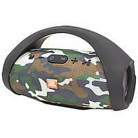 Колонка LZ BL JBL Boombox mini с LED подсветкой Camouflage (2959-8392)