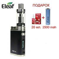 Электронная сигарета Eleaf iStick Pico 75w. Вейп iStick Pico 75w. Бокс мод Ай стик пико 75 Вт черного цвета.