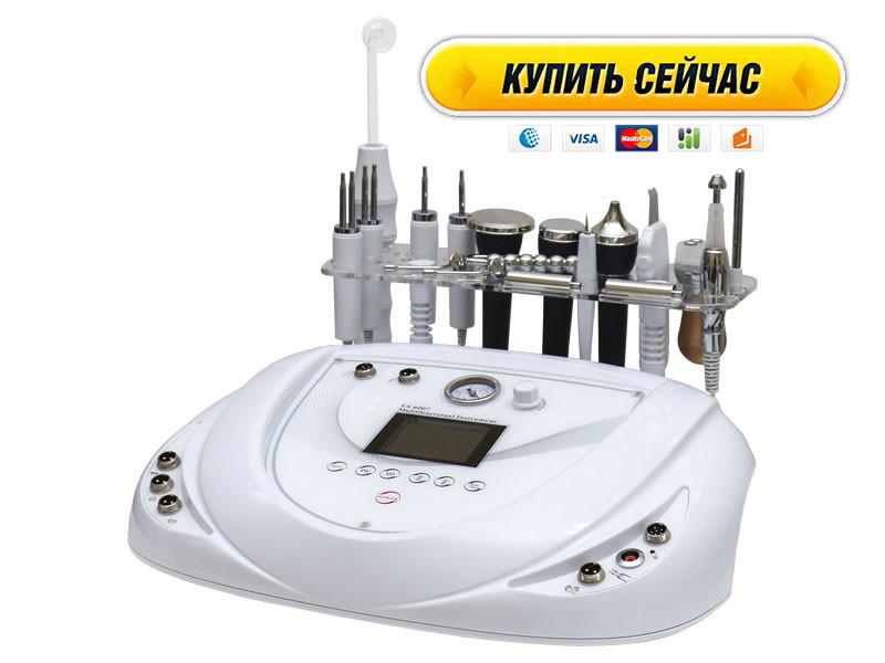 Профессиональный косметологический аппарат 6 функций (6 в 1) мод.6009