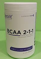 Аминокислоты BCAA Ostrovit 2-1-1  (400 g)