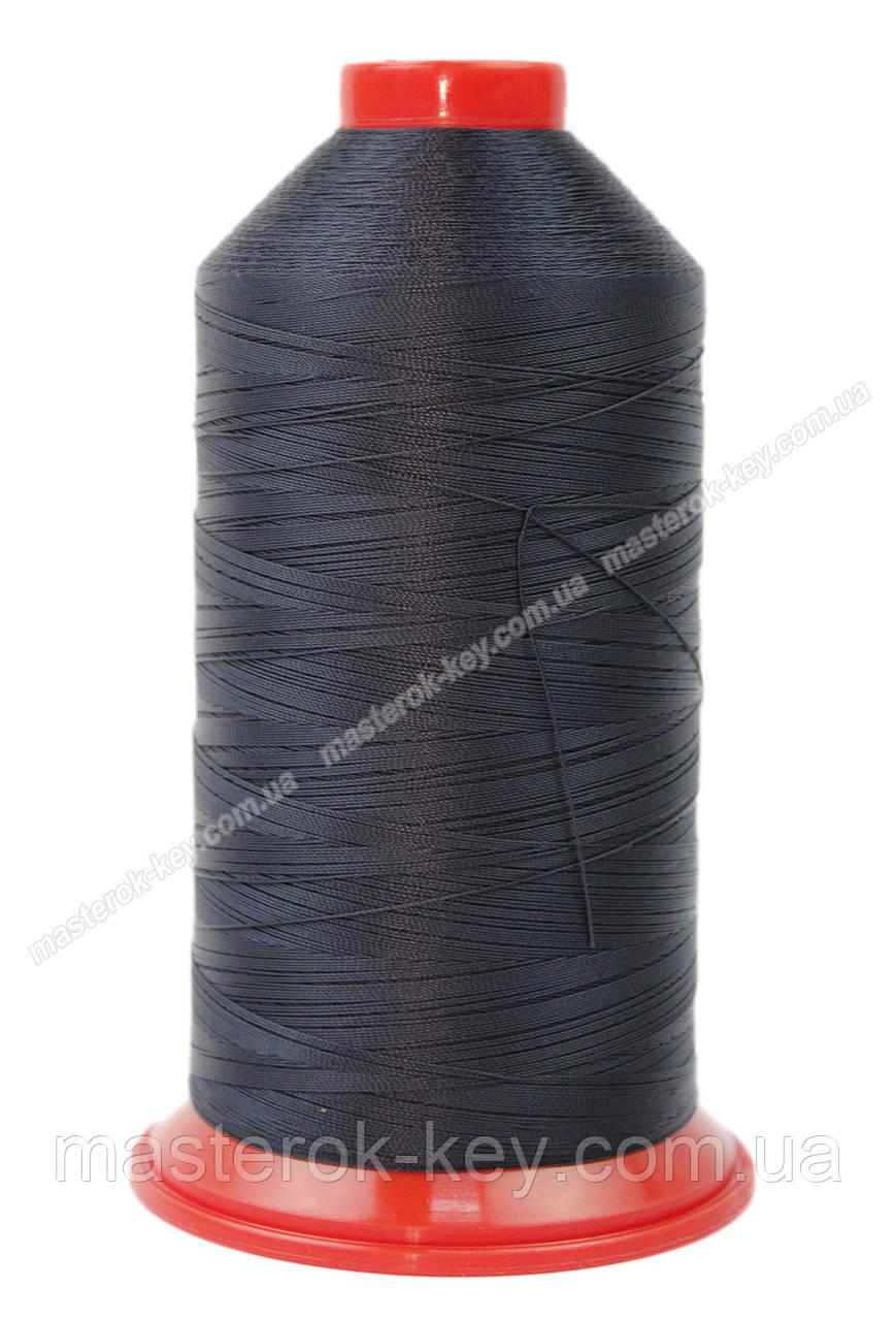Нить обувная POLYART(ПОЛИАРТ) N40 467 цвет темно-синий 3000м.