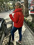 Теплая короткая женская куртка с высоким воротником (4расцв) 42,44,46р., фото 9