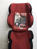 Крісло дитяче Milex Coti 15 - 36 кг черно красное (шт.), фото 1