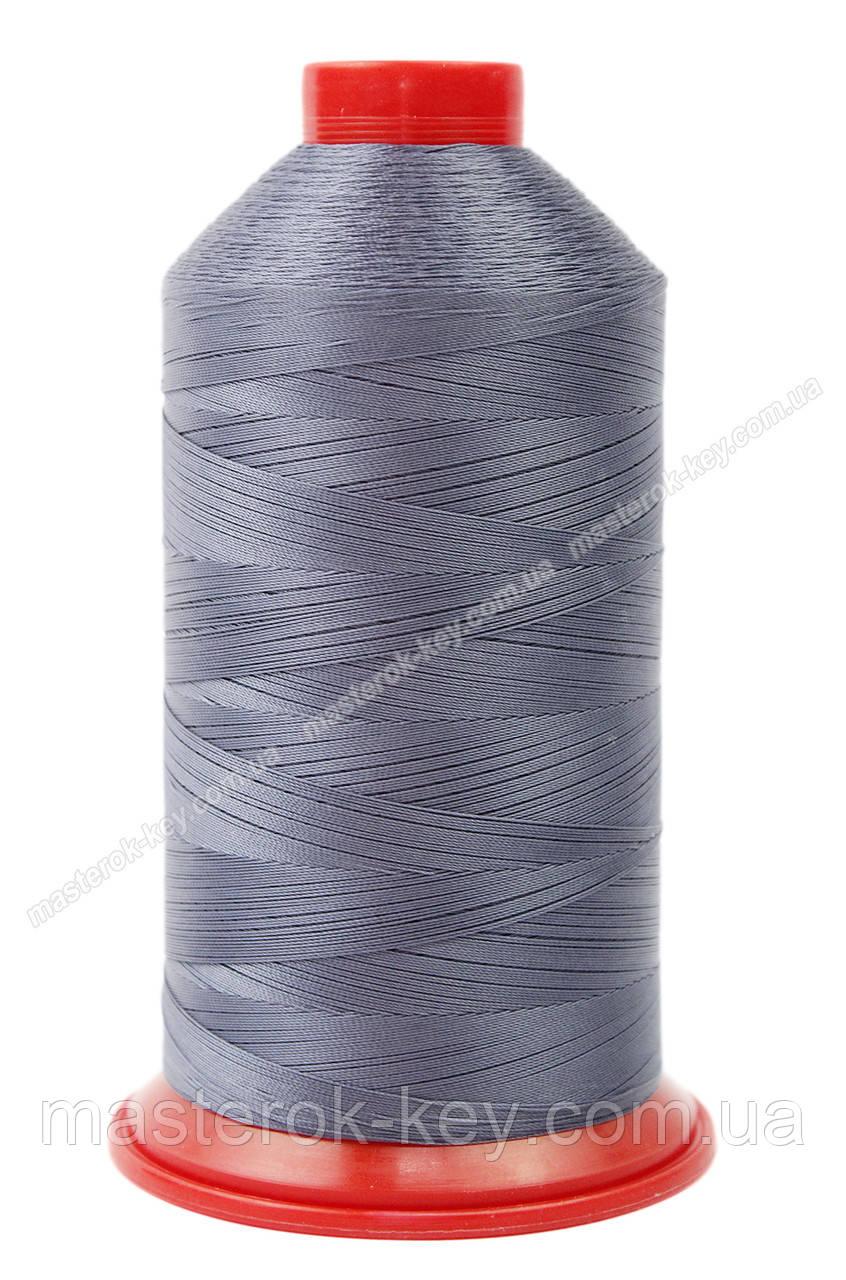 Нить обувная POLYART(ПОЛИАРТ) N40 2579 цвет серо-синий 3000м.