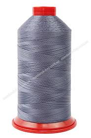 Нитка взуттєва POLYART(ПОЛИАРТ) N40 2579 колір сіро-синій 3000м.
