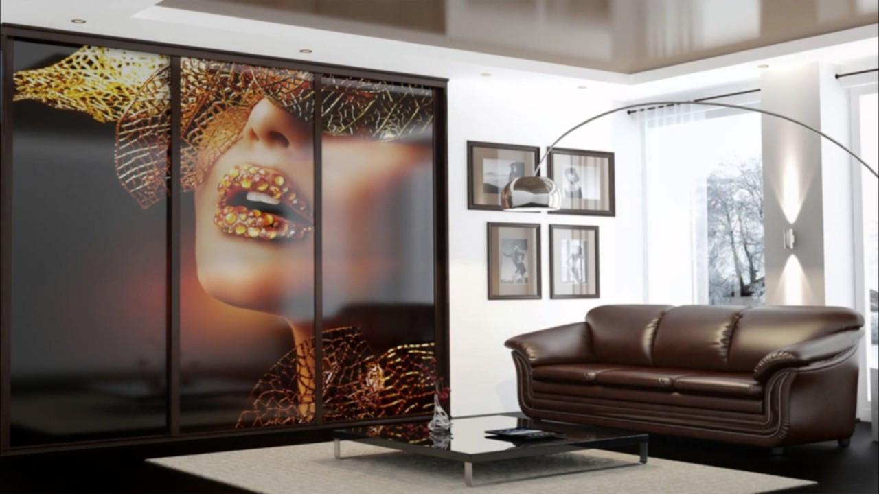 Шкаф купе 05 2400х600х2200 Алекса мебель