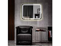 Зеркало с LED подсветкой Intense 65421800 ASIGNATURA, Зеркало для ванной комнаты 80*60 см