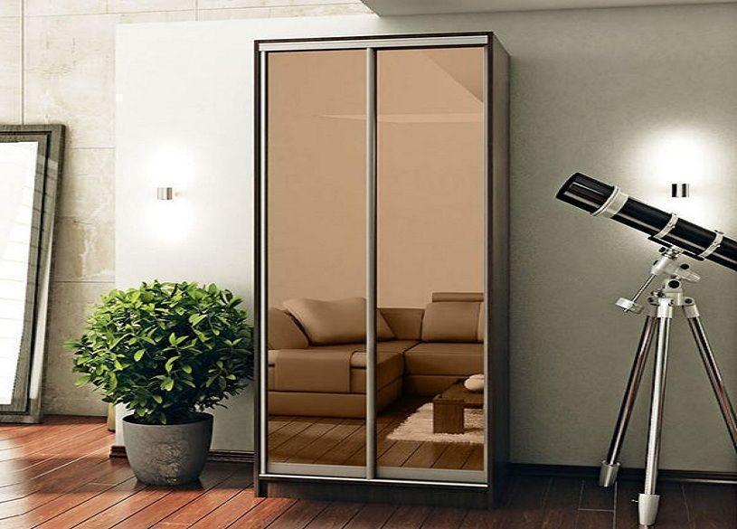 Шкаф купе 02 1400х450х2200 Алекса мебель