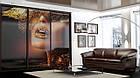Шкаф купе 05 2400х450х2200 Алекса мебель, фото 2