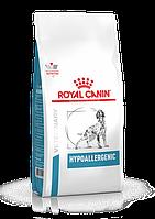 Сухой лечебный корм Royal Canin Hypoallergenic Canine 2 кг для собак при пищевой аллергии