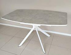Стіл обідній Олександрія керамічна стільниця (B2402) Exm
