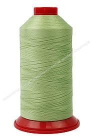 Нитка взуттєва POLYART(ПОЛИАРТ) N40 2630 колір салатовий 3000м.