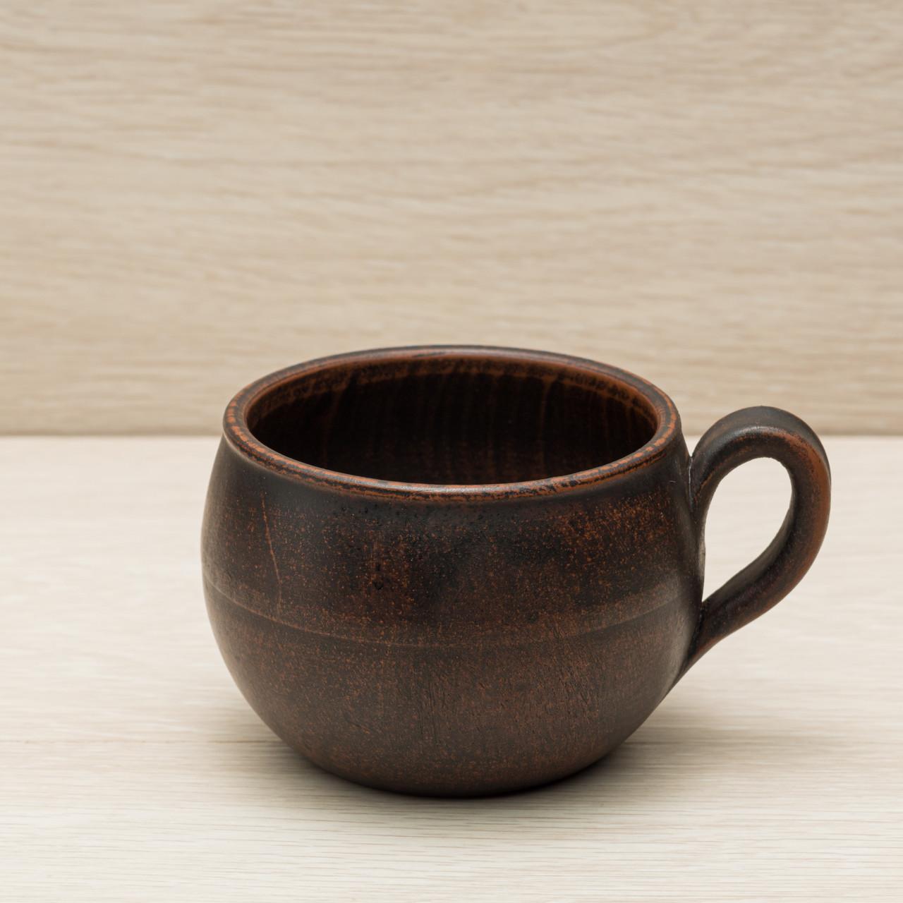 """Чашка """"Південна"""", червона глина, 0,3 л"""