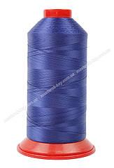 Нить обувная POLYART(ПОЛИАРТ) N60 1919 цвет синий 4500м.
