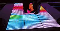 Светодиодный пол шаг 50мм