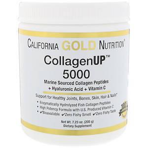 Коллаген и гиалуроновая кислота California Gold Nutritio 205 г, фото 2