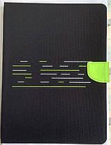 """Універсальна чохол книжка для планшета 10""""(jeans) black, фото 2"""