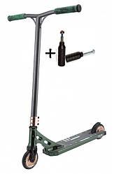 Трюковый самокат Explore Galant Force - трюковой самокат + 2 пеги 110 мм