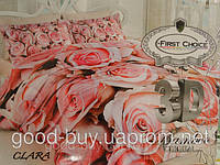 Комплект постельного белья First choice  3D бамбук -  Сarlotta