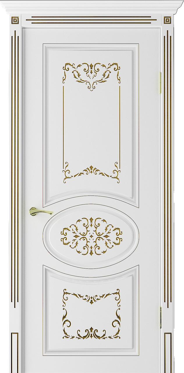 Межкомнатные двери Неман Сильвия  ПГ