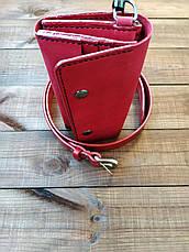 Женская сумочка-клатч ручной работы   ''Бизнес Леди'', фото 3