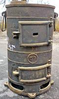 Печка чугунная (буржуйка ПОВ-57)