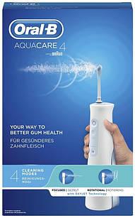 Іригатор Oral-B AquaCare 4