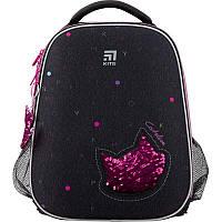Рюкзак шкільний каркасний Kite Education Catsline K20-531M-5