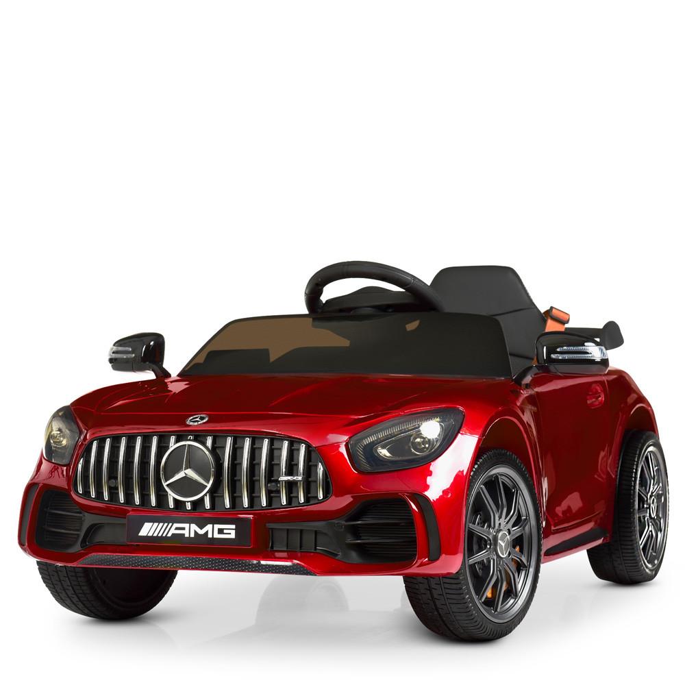 Детский электромобиль Mercedes Benz M 4181EBLRS-3 красный