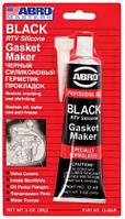 Герметик прокладок ABRO черный 85 гр.