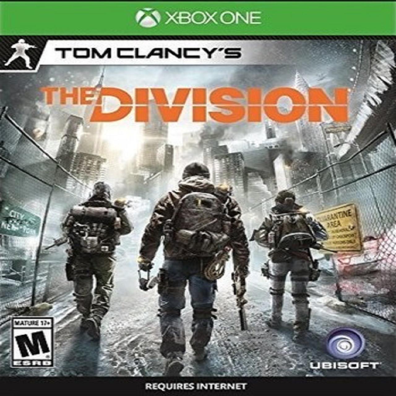 Tom Clancy's:The Division (англійська версія) XBOX ONE