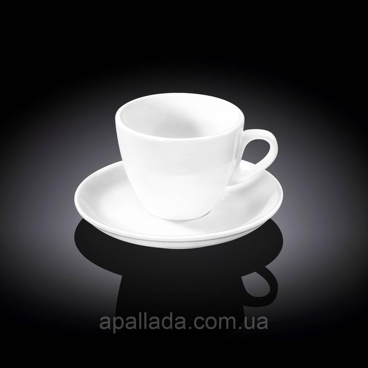 Чашка + блюдце 190 мл