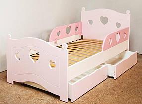 Кроватка детская Зефир. спальное место 160*80 см.