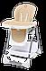 Детский стульчик-шезлонг для кормления Lionelo Linn Plus с 5-ти точечными ремнями безопасности, фото 7