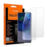 Защитная пленка Spigen для Samsung Galaxy S20 Plus Neo Flex, 2 шт (AFL00901)