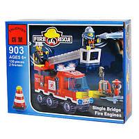 Конструктор Brick 903 Пожарная охрана