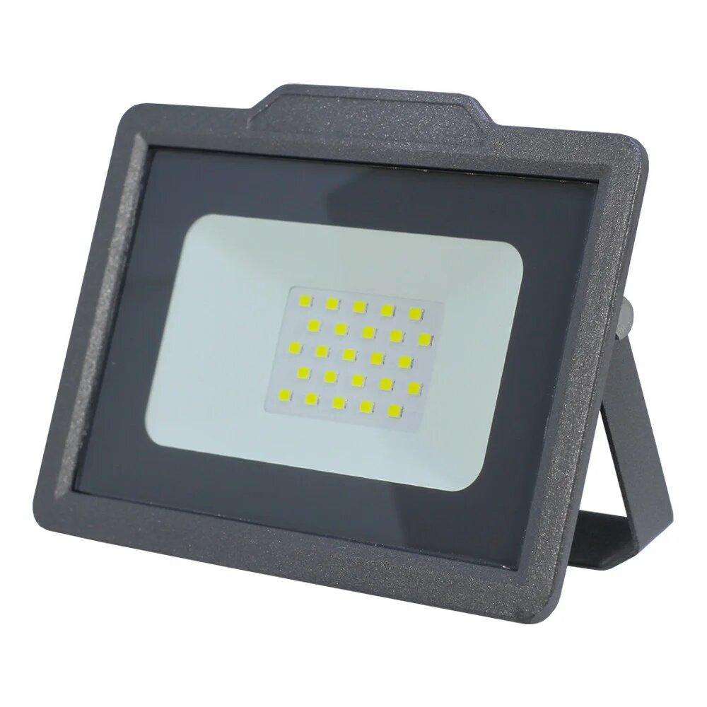 Светодиодный Led Прожектор Biom S5 20W 220V 6200K IP65