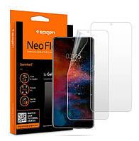 Защитная пленка Spigen для Samsung Galaxy S20 Ultra Neo Flex, 2 шт (AFL00896)