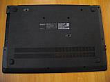 Корпус низ, Нижняя часть корпуса Lenovo ideapad 100-15IBY БУ, фото 2